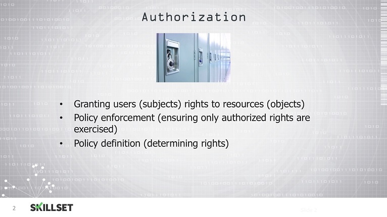 M1-T05-Authorization and Accounting