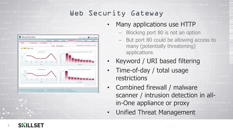 M3-T05-Web and Email Security Gateways